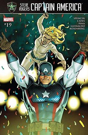 Captain America: Steve Rogers #19 by Nick Spencer, Jesus Saiz