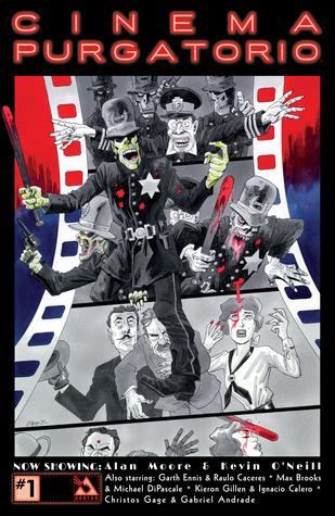 Cinema Purgatorio, #1 by Alan Moore, Garth Ennis, Kevin O'Neill