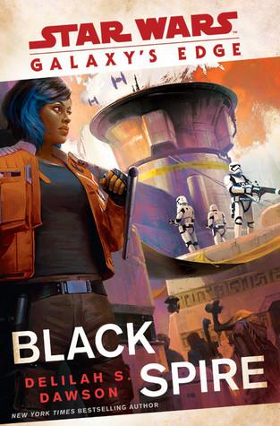 Black Spire by Delilah S. Dawson