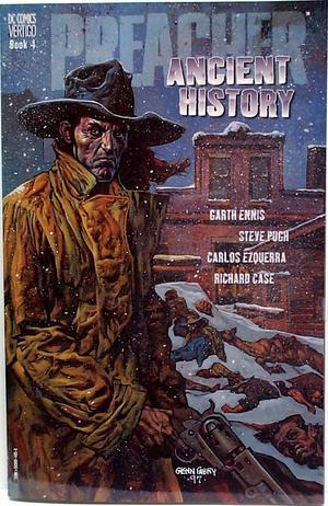 Ancient History by Matt Hollingsworth, Steve Dillon, Garth Ennis, Carlos Ezquerra, Steve Pugh, Richard Case