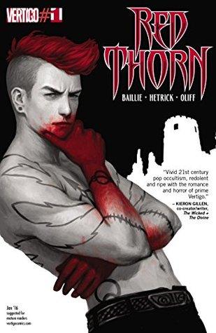Red Thorn #1 by Meghan Hetrick, David Baillie