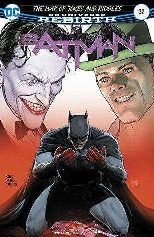 Batman #32 by Tom King, Mikel Janín, Hugo Petrus, June Chung