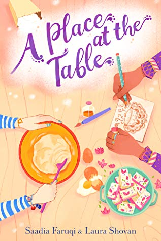 A Place at the Table by Saadia Faruqi, Laura Shovan