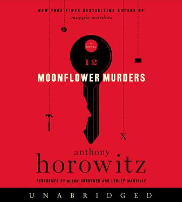 Moonflower Murders CD by Anthony Horowitz