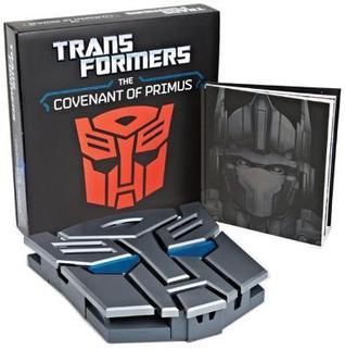 Transformers: The Covenant of Primus by Emiliano Santalucia, Justina Robson, Livio Ramondelli, Ken Christiansen, Casey Coller