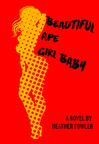 Beautiful Ape Girl Baby by Heather Fowler