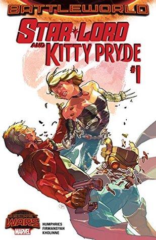 Star-Lord and Kitty Pryde #1 by Jessica Kholinne, Alti Firmansyah, Sam Humphries, Yasmine Putri