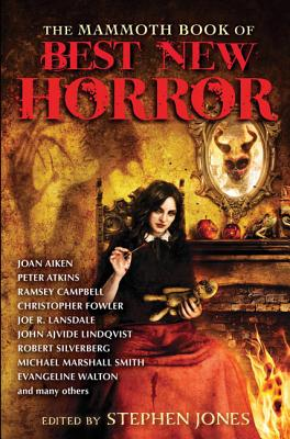 The Mammoth Book of Best New Horror, Volume 24 by