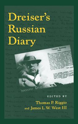 Dreiser's Russian Diary by Theodore Dreiser