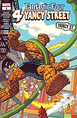 Fantastic Four: 4 Yancy Street #1 by Greg Smallwood, Luciano Vecchio, Gerry Duggan