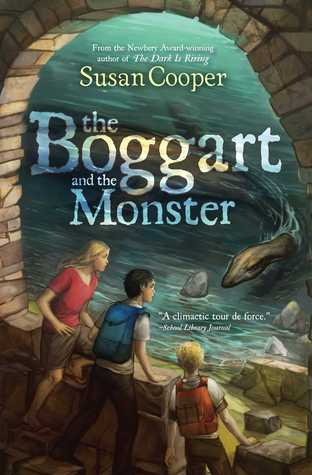 The Boggart and the Monster by Omar Rayyan, Susan Cooper