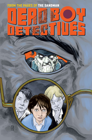 Dead Boy Detectives #4 by Toby Litt