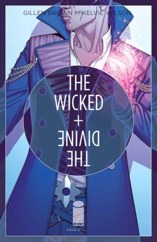 The Wicked + The Divine #12 by Jamie McKelvie, Matt Wilson, Kieron Gillen, Kate Brown