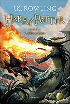 Harry Potter and the Goblet of Fire by J.K. Rowling, Tomislav Tomić, Jonny Duddle
