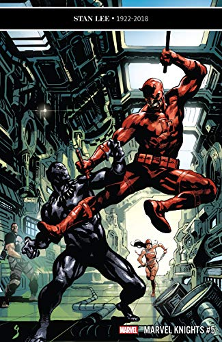Marvel Knights: 20th (2018-2019) #5 by Matthew Rosenberg, Donny Cates