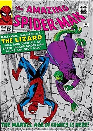 Amazing Spider-Man (1963-1998) #6 by Steve Ditko, Stan Lee