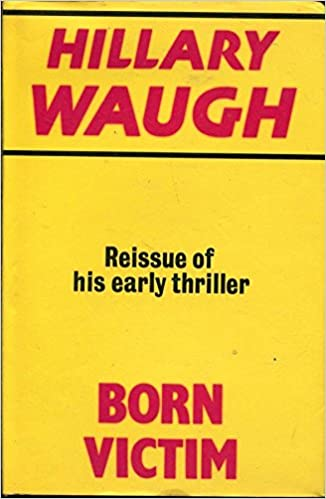 Born Victim by Hillary Waugh