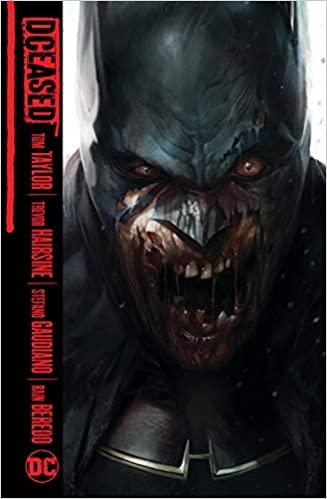 DCeased: Virus Zombie by Tom Taylor