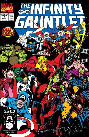 Infinity Gauntlet #3 by Christie Scheele, Craig Anderson, George Pérez, Ian Laughlin, Jim Starlin, Joe Rubinstein