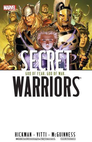 Secret Warriors, Volume 2: God of Fear, God of War by Jonathan Hickman, Alessandro Vitti, Ed McGuinness