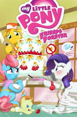My Little Pony: Friends Forever Volume 5 by Jay P. Fosgitt, Jeremy Whitley, Ted Anderson, Brenda Hickey, Christina Rice