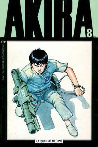 Akira, #8: Weapon of Vengeance by Katsuhiro Otomo