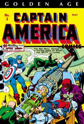 Golden Age Captain America Omnibus, Vol. 1 by Al Avison, Joe Simon, Stan Lee, Jack Kirby