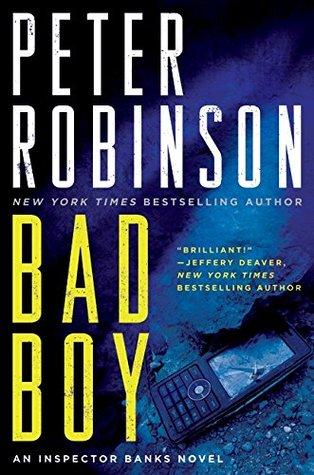 Bad Boy by Peter Robinson