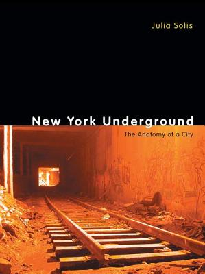 New York Underground: The Anatomy of a City by Julia Solis