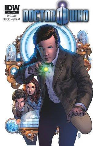 Doctor Who: Series III #1 by Mark Buckingham, Andy Diggle