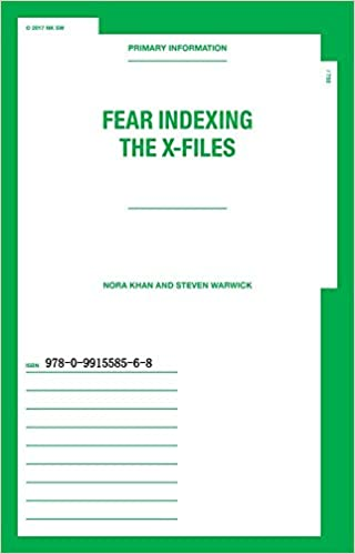 Fear Indexing the X-Files by Nora Khan