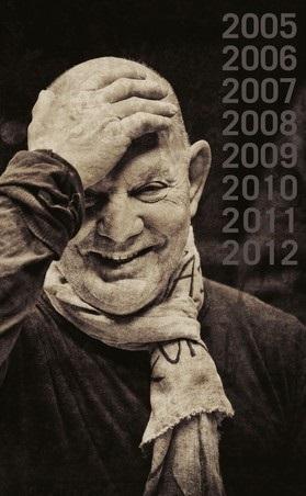 En dramatikers dagbok 2005-2012 by Lars Norén