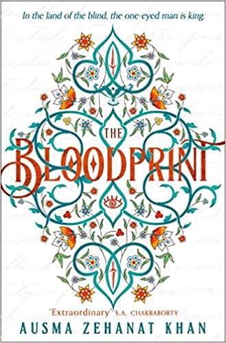 The Bloodprint by Ausma Zehanat Khan
