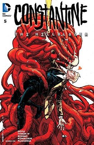 Constantine: The Hellblazer #5 by Ming Doyle, Scott Kowalchuk, Riley Rossmo, James Tynion IV