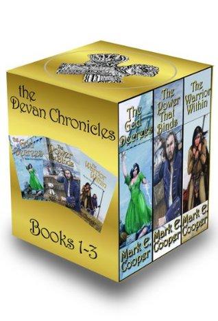 Devan Chronicles Series: Books 1-3 by Mark E. Cooper