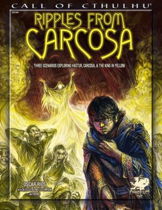 Ripples from Carcosa by Oscar Rios