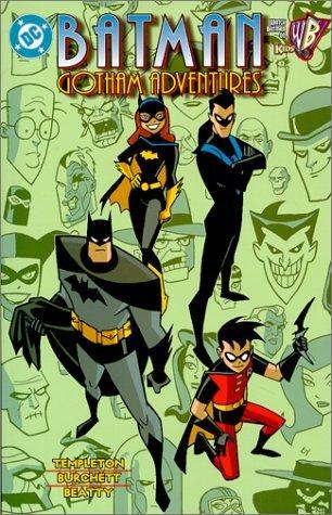 Batman: Gotham Adventures by Ty Templeton, Rick Burchett, Terry Beatty