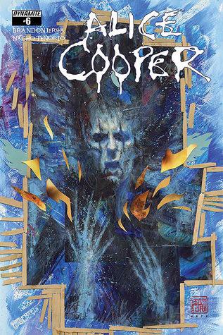 Alice Cooper #6 by Nacho Tenorio, Brandon Jerwa
