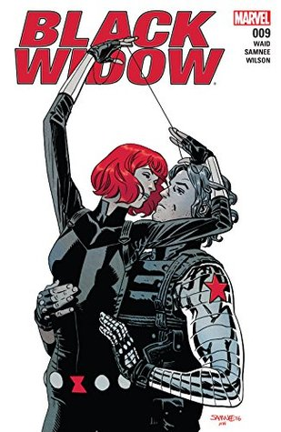 Black Widow #9 by Mark Waid, Chris Samnee