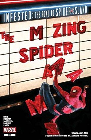 Amazing Spider-Man (1999-2013) #665 by John Rauch, Paolo Rivera, Dan Slott, Ryan Stegman, Michael Babinkski