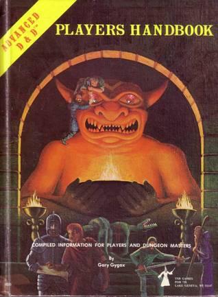 Advanced Dungeons & Dragons Players Handbook by David C. Sutherland III, Gary Gygax, D.A. Trampier