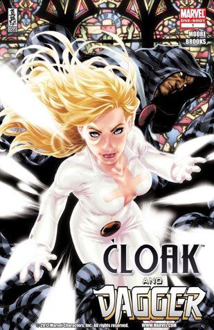 Cloak and Dagger #1 by Stuart Moore, Walden Wong, Mark Brooks, Emily Warren