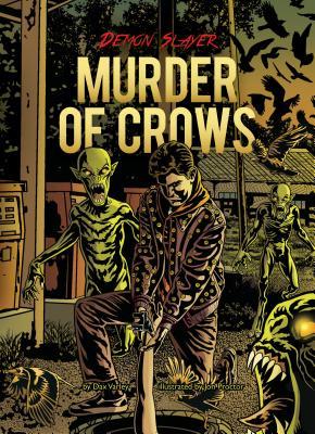 Book 7: Murder of Crows by Dax Varley