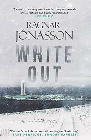 Whiteout by Ragnar Jónasson