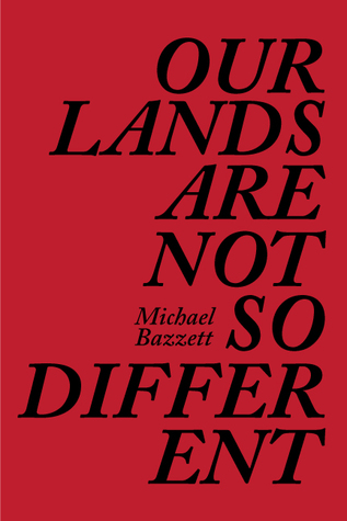 Our Lands Are Not So Different by Michael Bazzett
