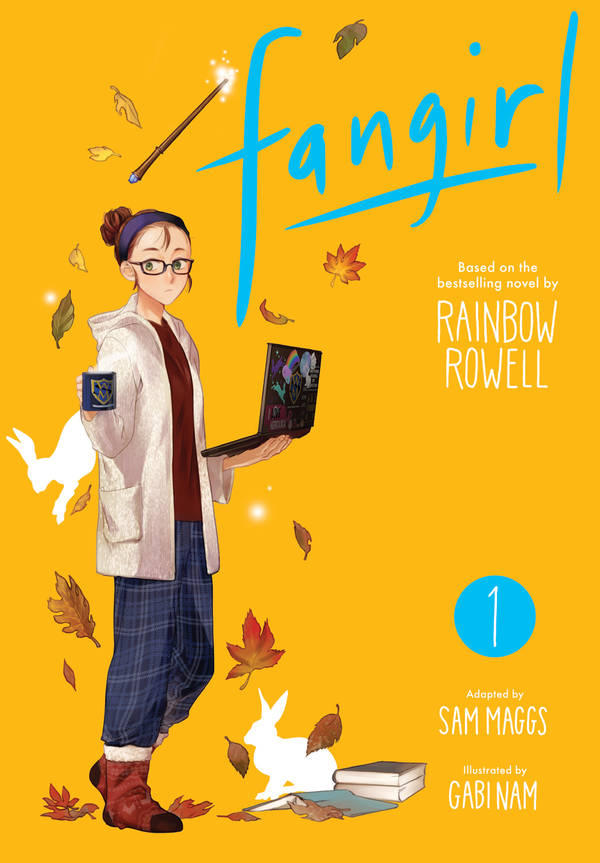 Fangirl, Vol. 1: The Manga by Rainbow Rowell, Sam Maggs