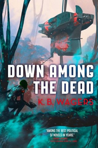 Down Among the Dead by K.B. Wagers