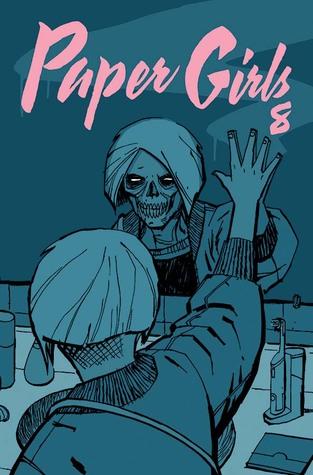 Paper Girls #8 by Matt Wilson, Cliff Chiang, Brian K. Vaughan