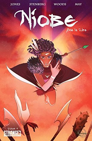 Niobe: She Is Life #4 by Joshua Cozine, Sebastian A. Jones, Ashley A. Woods, Amandla Stenberg, Darrell May