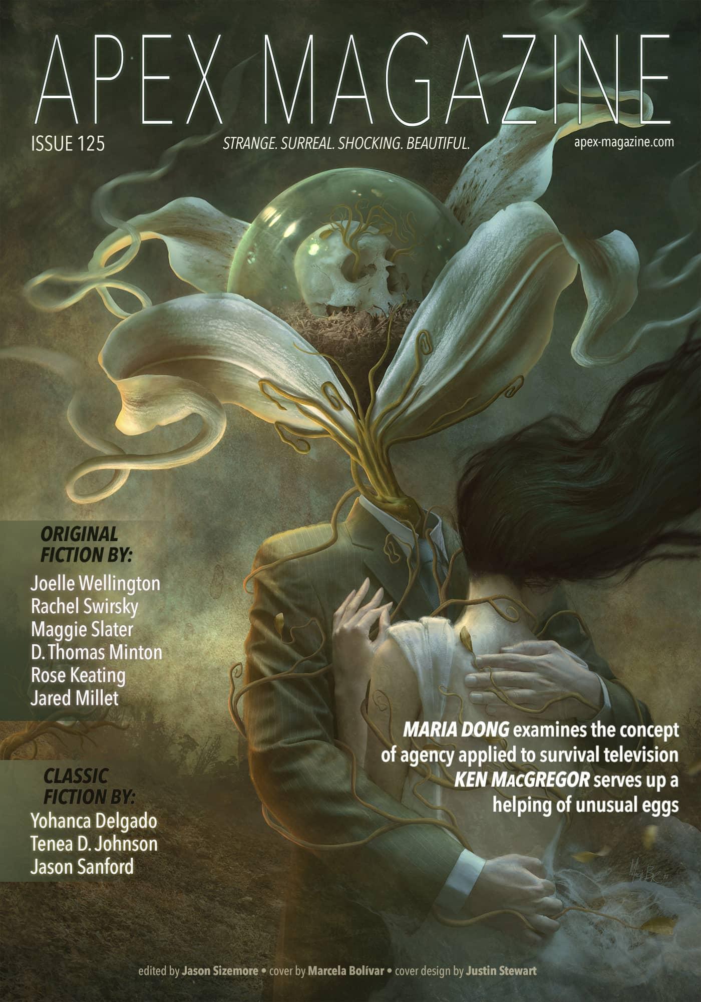 Apex Magazine Issue 125 by Jason Sizemore
